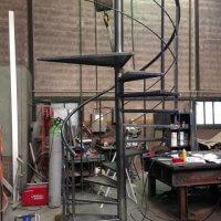escalier helicoide caldor